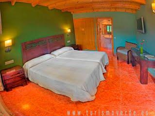 TURISMO VERDE HUESCA. Casa Custodio en La Puebla de Roda