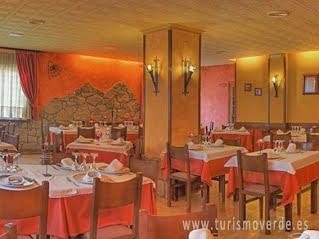 TURISMO VERDE HUESCA. Restaurante Casa Custodio en La Puebla de Roda